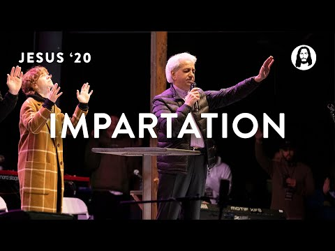 Impartation  Benny Hinn  Jesus '20