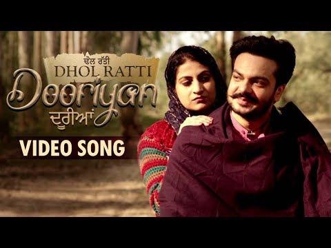 DOORIYAN LYRICS - Rani Randeep | Dhol Ratti (Punjabi Film) starring Lakha Lakhwinder Singh