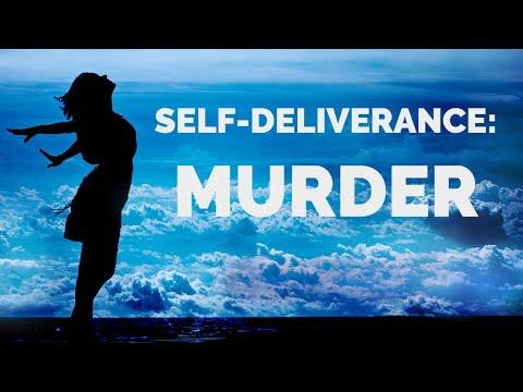 Deliverance from the Spirit of Murder Self-Deliverance Prayers