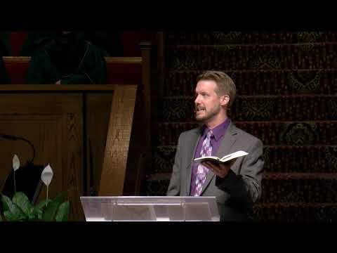 Sermon - 09/08/2019 - Christ Church Nashville