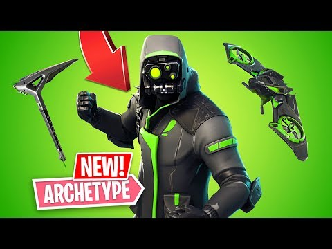 NEW EPIC ARCHETYPE SKIN!! *Pro Fortnite Player* // 1,300 Wins (Fortnite Battle Royale) - UC2wKfjlioOCLP4xQMOWNcgg