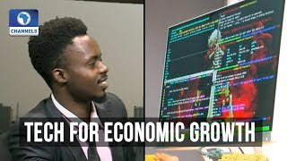 Expert Explains Role Of Technology In Economic Growth