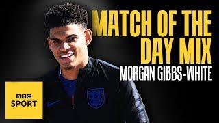 Morgan Gibbs-White on Drake, Usher & never owning a CD! | MOTD Mix | BBC Sport