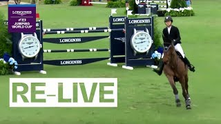 RE-LIVE | Longines FEI Jumping World Cup™ NAL | CP Welcome Stake | Wellington (USA)