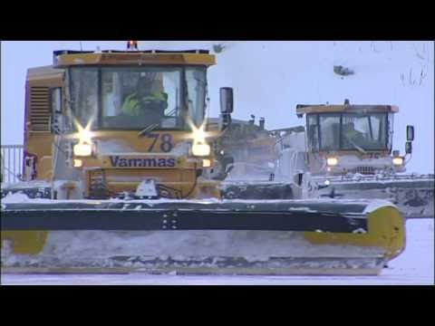 Dealing with snow and ice at Helsinki Airport - UCvnYDT1WxX5hbBvfMJBX24A