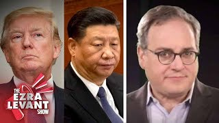Trump's trade deal rests on China's treatment of Hong Kong protesters | Ezra Levant