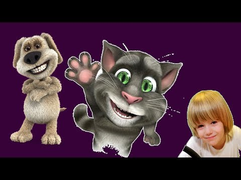 TALKING TOM Cat Funny videos in english - Kids Babies Game - GERTIT vs Tom Cat Screaming 2 - UCFsLEAbWprS7OHuGDLlP-DQ