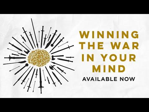 Winning the War in Your Mind by Craig Groeschel - Official Book Trailer