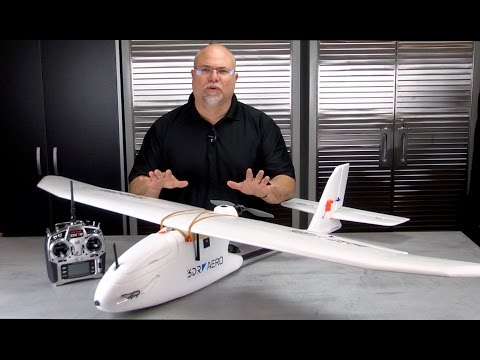 3DR Aero Fixed Wing UAV Introduction - UCtDp10vrj95d0m0y3vw9kfg