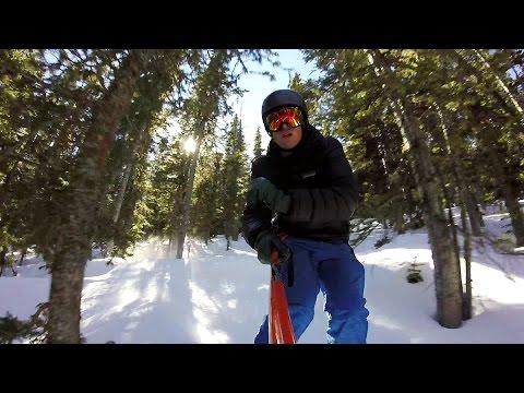GoPro Line of the Winter: Scott Simpkins - Colorado 3.20.15 - Snow