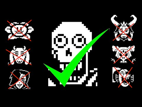 What happens if you kill everyone but Papyrus? - UC7PyU9dSfl1io-Oik5YBD7Q