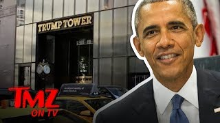 Obama Ave. In Front Of Trump Tower Might Actually Happen   TMZ TV