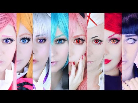 ☆ Review: What Circle Lenses for cosplay? PART 1 ☆ - UCJifGeBP7fl59XwxeUYM7ag