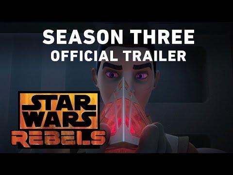 Star Wars Rebels Season Three Trailer (Official) - UCZGYJFUizSax-yElQaFDp5Q