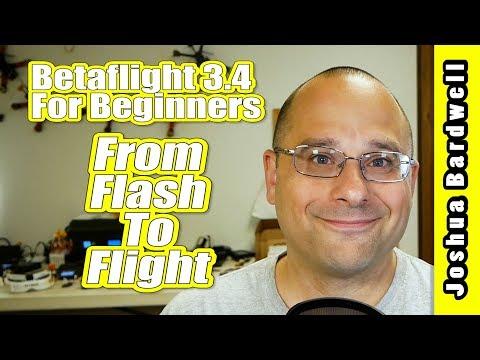 Betaflight 3.4 & 3.5 Setup For Total Beginners - UCX3eufnI7A2I7IkKHZn8KSQ