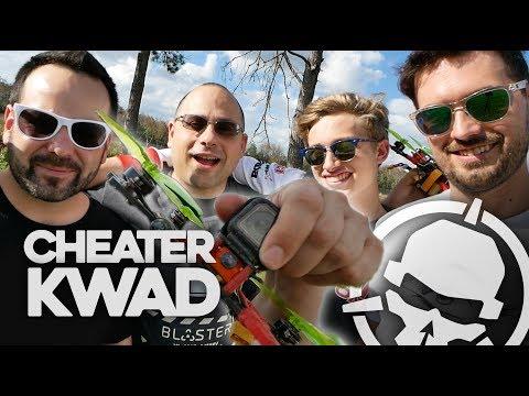 The CheaterKwad! - UCemG3VoNCmjP8ucHR2YY7hw
