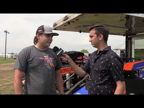 Jacksonville Speedway Pit Walk - 6/18/2021 - dirt track racing video image