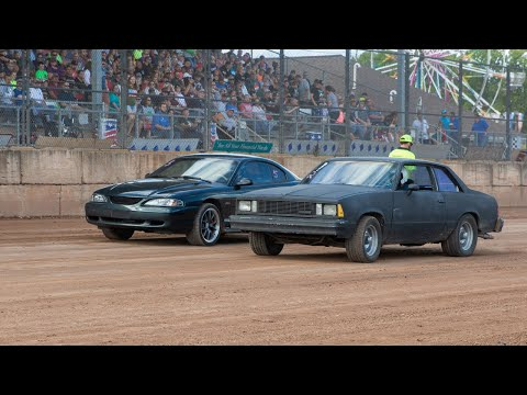 V8 Class Spectator Double Elimination - 9/5/2021 Shawano Speedway - dirt track racing video image