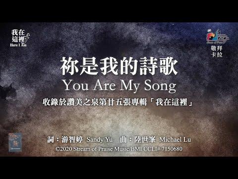 You Are My SongOKMV (Official Karaoke MV) -  (25)