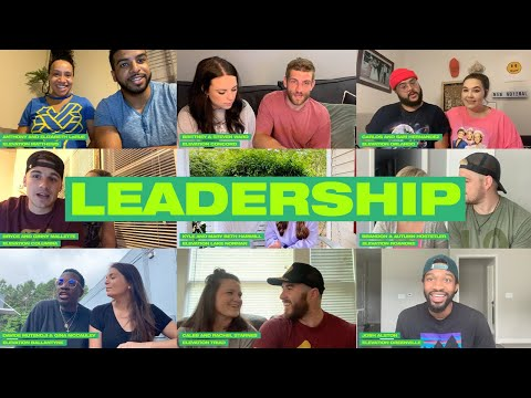 Elevation Youth Pastors Talk About Leadership  Elevation YTH