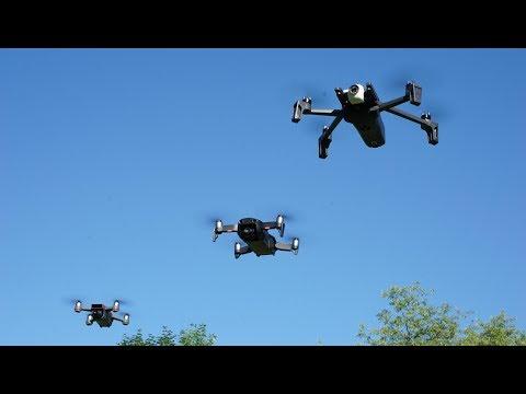 DJI Mavic Air vs Parrot Anafi vs DJI Spark: Which is the BEST Portable Drone? - UCDAcUpbjdmKc7gMmFkQr6ag