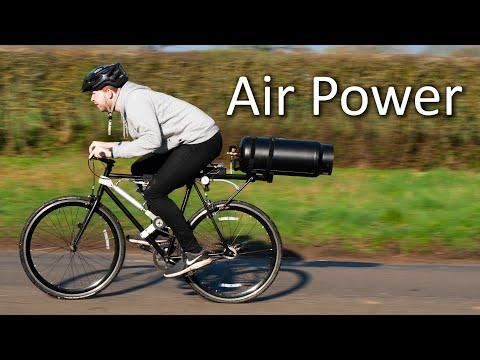 Air Powered Bike Range - UC67gfx2Fg7K2NSHqoENVgwA
