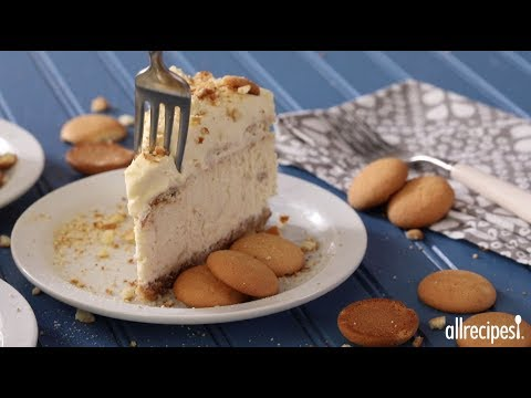 How to Make Banana Cream Cheesecake | Dessert Recipes | Allrecipes.com - UC4tAgeVdaNB5vD_mBoxg50w