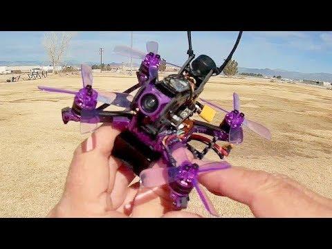 Eachine Lizard 105S DVR 4S Brushless Micro FPV Racer Flight Test Review - UC90A4JdsSoFm1Okfu0DHTuQ