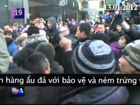VOA60 Thế Giới 13/01/2012