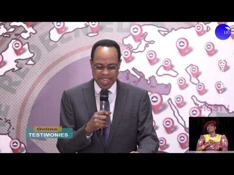 RCCG MAY 2020 HOLY GHOST SERVICE ONLINE TESTIMONIES