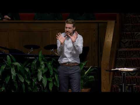 Sermon - 02/16/2020 - Pastor Ben Anderson - Christ Church Nashville