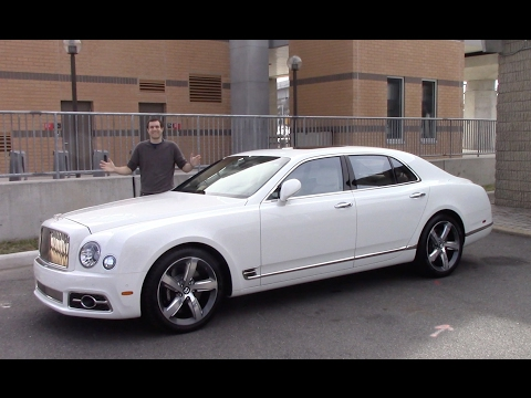 Here's Why the Bentley Mulsanne Is Worth $375,000 - UCsqjHFMB_JYTaEnf_vmTNqg