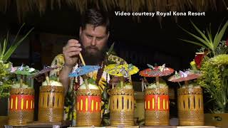 Former Hawaii bartender wins World's Best Mai Tai title