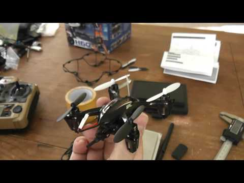 JJRC H6D unboxing and quick analysis (Courtesy Banggood) - UC_aqLQ_BufNm_0cAIU8hzVg