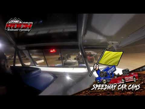 #1 Andrew Mayabb - Open Wheel - 6-26-21 Rockcastle Speedway - In-Car Camera - dirt track racing video image