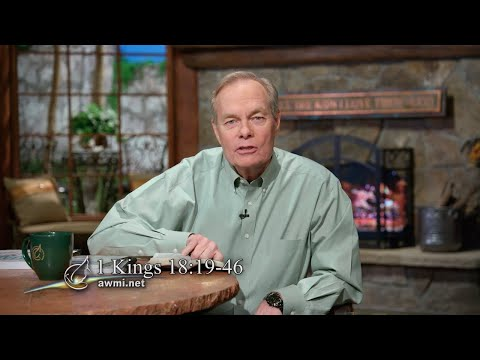Lessons From Elijah: Week 2, Day 4 - Gospel Truth TV