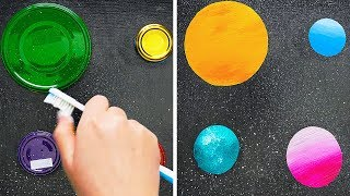 25 BEST PAINTING TRICKS FOR BEGGINERS