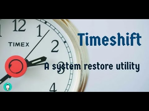 TimeShift Backup Utility in Linux