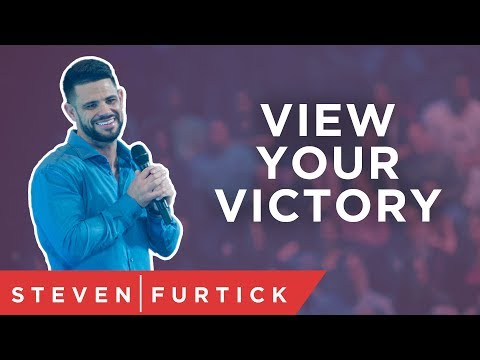 Stop looking at your limitations  Pastor Steven Furtick