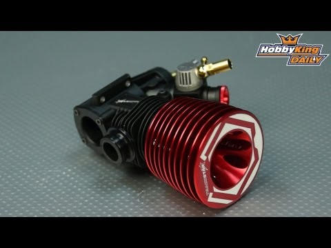 HobbyKing Daily - Trackstar 2 Stroke Glow Engine - UCkNMDHVq-_6aJEh2uRBbRmw