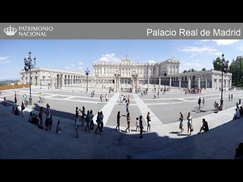 Museo Real Madrid.Museo Del Prado And Palacio Real Madrid Spain 4k Travel Channel