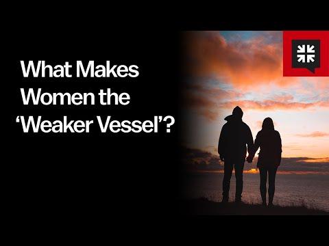 What Makes Women the Weaker Vessel? // Ask Pastor John