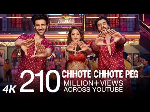 Chote Chote Peg Lyrics - Yo Yo Honey Singh | Sonu के Titu की Sweety