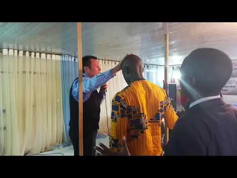 OVERCOMING FEAR - REV ROBERT CLANCY (KENYA)
