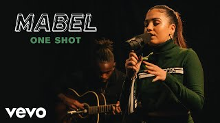 Mabel - One Shot (Live) | Vevo Official Performance