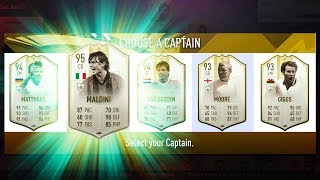 HIGHEST RATED ICON FUT DRAFT CHALLENGE! - FIFA 19 Ultimate Team