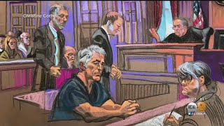 Wealthy Financier Jeffrey Epstein Charged With Sex Trafficking