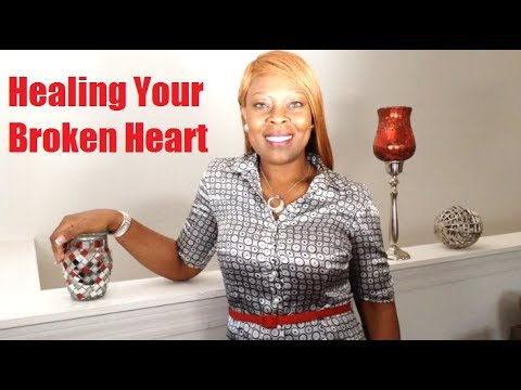WEDNESDAY WORD - God is Healing & Restoring Broken Hearts