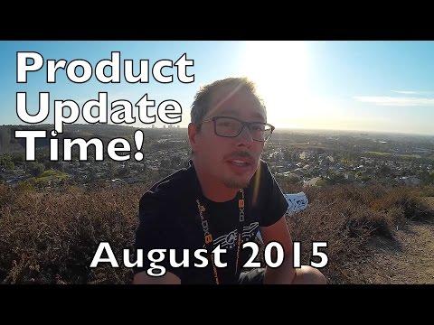 Updates! Arkbird OSD and AAT, Fatshark Faceplate, ProPan, HK Specter - UCTa02ZJeR5PwNZK5Ls3EQGQ