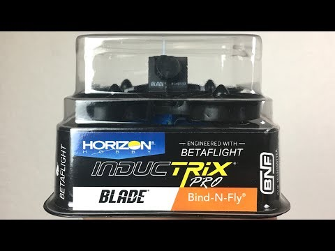 Blade Inductrix FPV Pro Micro FPV Drone Unboxing, Maiden Flight, and Review - UCJ5YzMVKEcFBUk1llIAqK3A